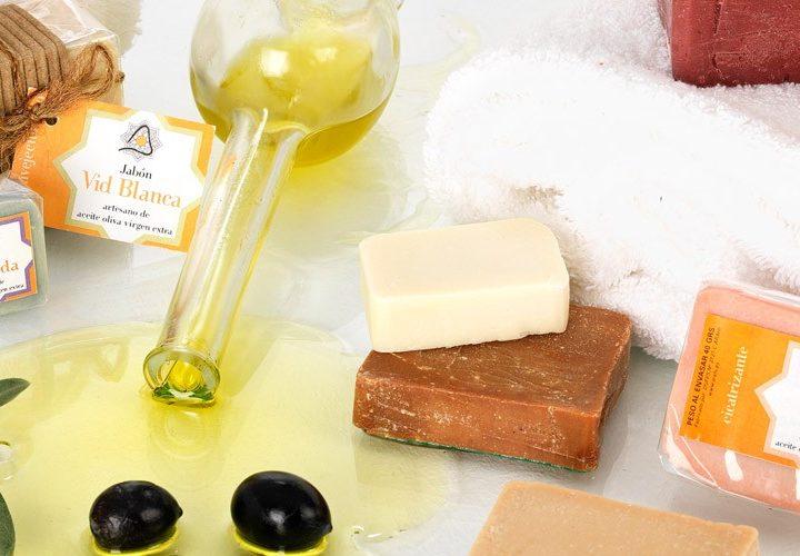 ¿Conoces los jabones naturales con aceite de oliva?