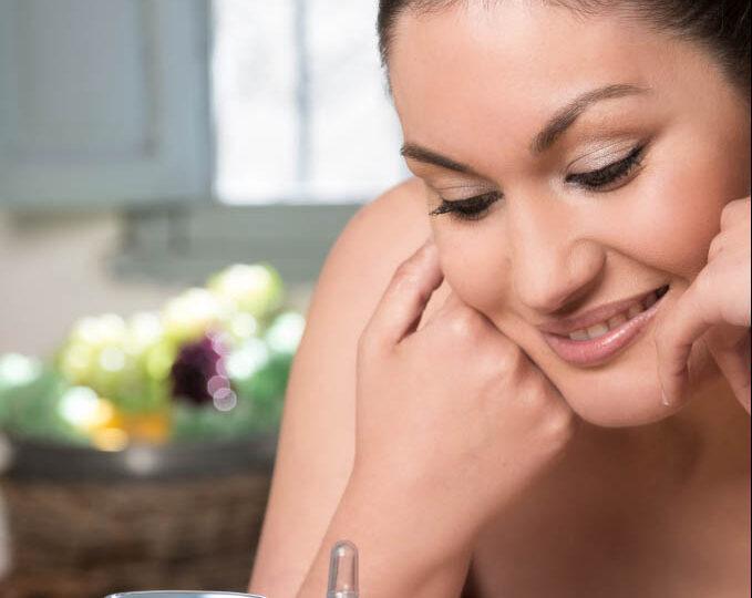 Cosmética del vino para tu cuidado facial