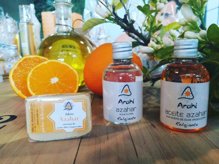 Beneficios y usos del azahar en cosmética
