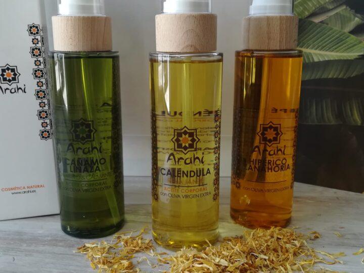 NUESTROS ACEITES: relación de aromas y para qué los recomendamos
