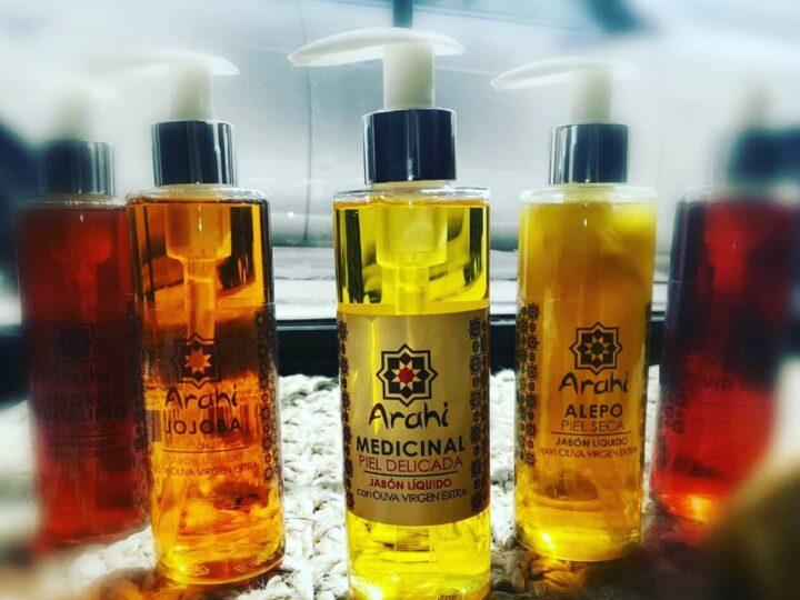 ¿Por qué te recomendamos nuestros jabones líquidos puro oliva? VERSUS JABONES INDUSTRIALES